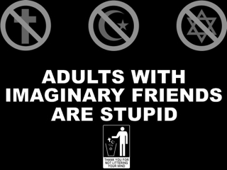 Adults WIth Imaginary Friends Are Stupid